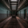 Maximum Security - One of the blocks inside and abandoned prison