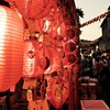 And some more lanterns