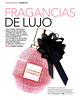 VIKTOR & ROLF Flowerbomb Pink Sparkle Limited Edition Christmas 2009 Spain (advertorial) 'Fragancias de lujo'
