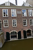 Delft; The other part (of the building) was used by the Collegium Medico Pharmaceuticum in 1776, the drugstore gild, of which the stone at the front of the building still remembers. At the front of the building it is made clearer that this building is a we