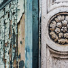 Venice - wood and stone