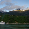 237  G Chilkoot Inlet and Cruise Ship