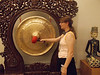 0422201410 MIM Amy playing the gong