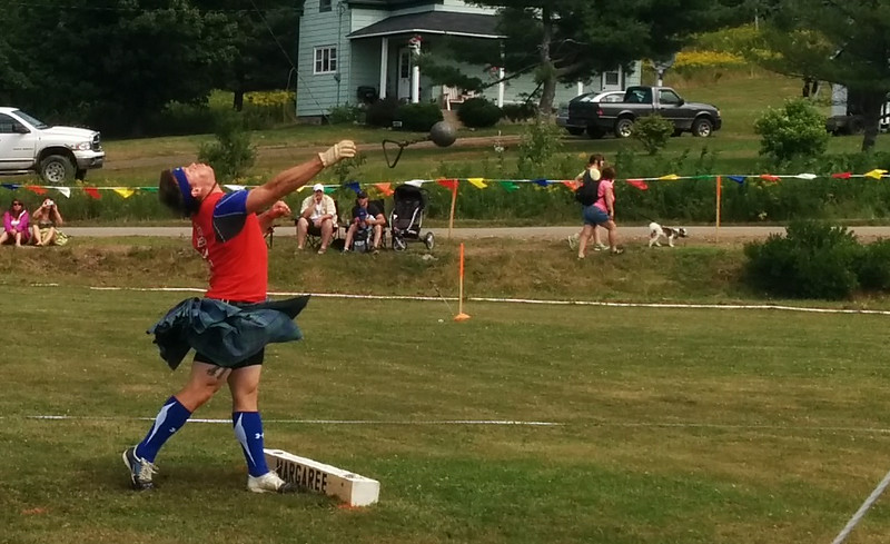 Highland Games - Matt Doherty