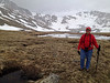 June 8, 2014 - (Mount Evans [Summit Lake] / Idaho Springs, Clear Creek County, Colorado) -- MaryAnne