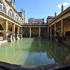 Roman Bath Houses Bath, England April 13, 2014