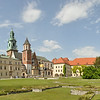 Wawel Castle and Cathedral<br /> Krakow, Poland<br /> July 5, 2014