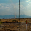 5/10/2009 - Dust Devil<br /> This was one of many dust devils as we made our way down to the Davis Mountains on Sunday, May 10. Picture was taken from the van while driving down the road  between Midland and Pecos, TX.
