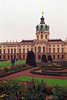 But right across the street is the Charlottenburg Palace and spectacular grounds.