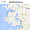 Galway to Westport to Fahy to Castlebar