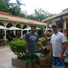 Alex and Todd in Negril, Jamaica ( 2013 )