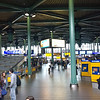 Schiphol Train Station