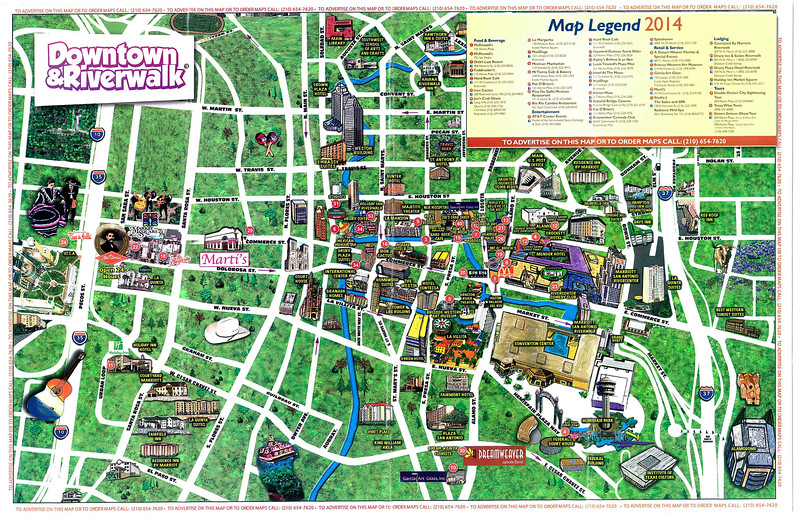 Downtown and Riverwalk Map copy