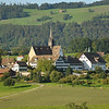 Kappel_am_Albis_Ehemaliges_Zisterzienserkloster<br /> This is the small village in Switzerland where Christopher Miller<br /> Lived<br /> Farmed<br /> & attended Church (seen in background)
