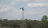 March 19, 2011 (Salineño Cutoff Road / Starr County, Texas) - Windmill
