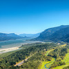 Columbia River Gorge from Vista House