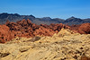 Silica Dome - Valley of Fire