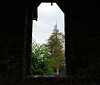Butter Church  / Old Stone Church window