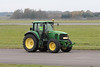 6th November.........John Deere Tractor.<br /> By Clive Featherstone.