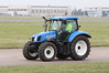 6th November..............New Holland T6 Tractor.<br /> By Clive Featherstone.
