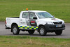 16th Aug............Sierra Mike, Toyota Hilux, BN14 JOJ <br /> By Clive Featherstone.