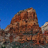 Moonlit Angels Landing