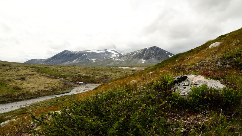 Clouds over Svanadalen, Dovrefjell, Norway