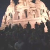 Anjj Lee sings her sacred heart out at the right place in France at the Sacre Coeur in a beautiful site overlooking all of Paris.