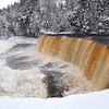 Winter Tannins - Tahquamenon Falls (Tahquamenon Falls State Park - Upper Michigan)