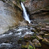 The Flow Below - Miners Falls (Pictured Rocks National Lakeshore - Upper Michigan)