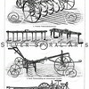Vintage illustration of Plows - Agriculture and Farm Equipment from Meyers Konversations Lexikon 1913 Encyclopedia. Antique digital download of old print - agriculture; farm; farming; equipment; plow; land; planting; seed; machinery; mechanical; steampunk; tractor.  The natural age-toning, paper stains, and antique printing imperfections are preserved in this 1900s stock image.