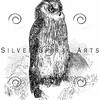 Vintage Horned Owl Illustration - 1800s Owls Images.