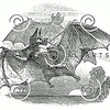 Vintage Vampire Bat Illustration - 1800s Bats Images.
