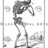 Vintage Skeleton Body Illustration - 1700s Skeletons Images.