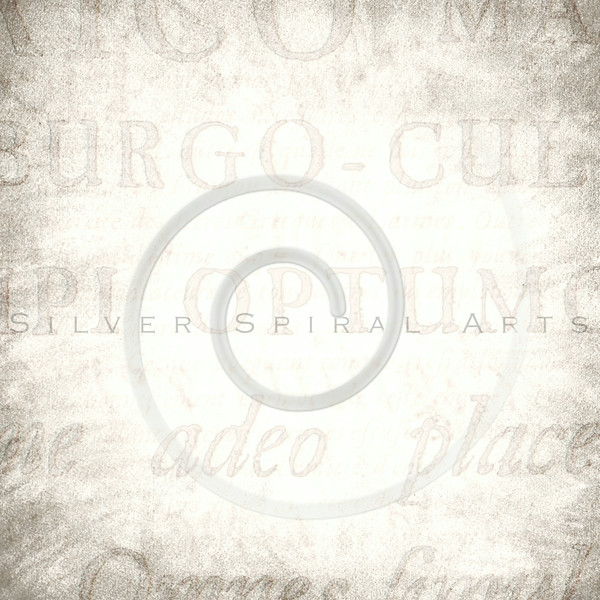 Vintage Parchment with Latin Text Background