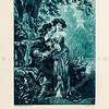 Vintage 1800s Illustration of the Nut Brown Maid - THE LIBRARY O