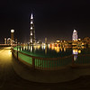 Dubai - Around Burj Khalifa at Night