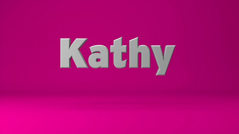 Kathy  VO Sample