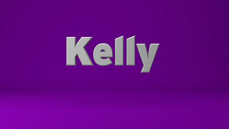 Kelly VO Sample