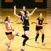 Uncp Volleyballplays against Augusta State University September, 27th 2008