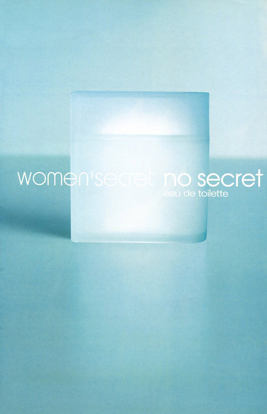 WOMEN'S SECRET No Secret  2001 Spain