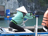 Ha Long Bay rower