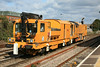 YZA DR80302 Harsco Track Technologies Switch & Crossing Stoneblower @ Westbury