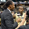 Travis McKie interviewed by ESPN