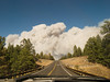 Wallow FIre, Arizona, 2011, Smoke