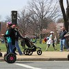Segways and Strollers