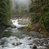 Cascades along the Sol Duc River. Taken in Olympic National Park, Washington, USA.