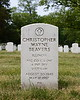 Arlington National Cemetery, Arlington, Virginia - May 16, 2015 - Christopher Wayne Beavers - Section 12 - Site 2033