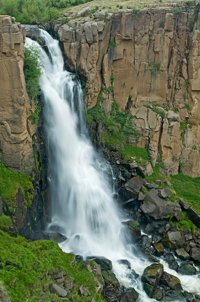 North Clear Creek Falls, Colorado