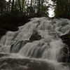 Trahlyta Falls in Vogel State Park Friday afternoon